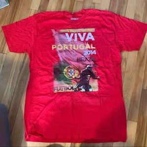 Men's Portugal t-shirt